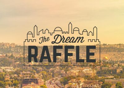Am Yisroel Chai- The Dream Raffle 2018, 2019, 2020