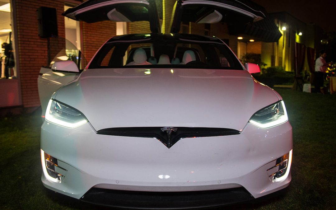 The Tesla Raffle
