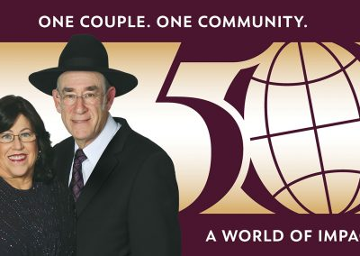 Congregation Shomrei Torah- Yudin Tribute Dinner